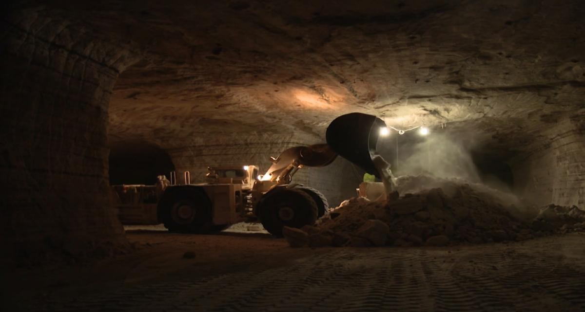 Great Lakes Today Your Source For Great Lakes News - Lake erie salt mines
