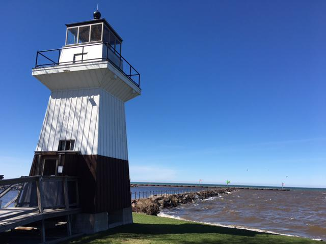Oak Orchard lighthouse