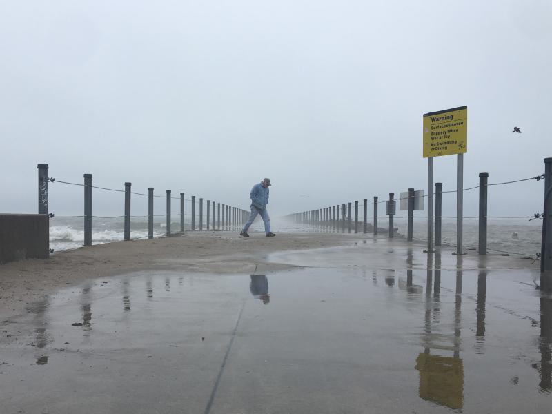 Rochester pier