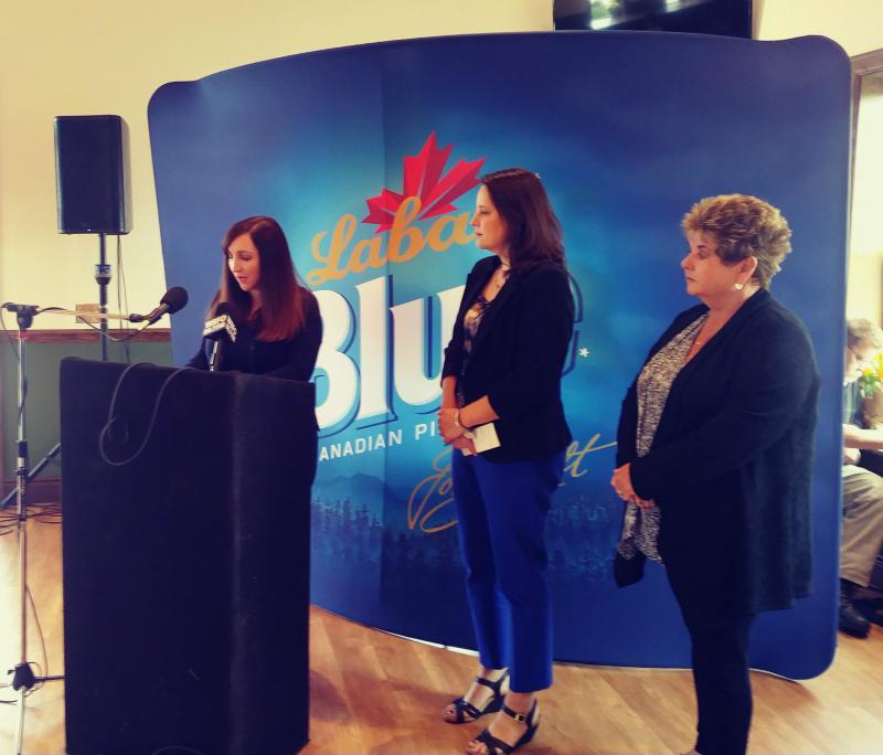 Labatts USA and Buffalo Niagara Riverkeeper announce partnership