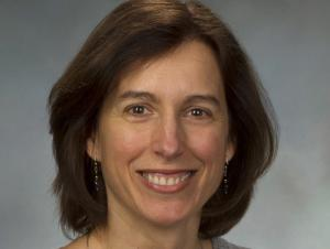 Alicia Pérez-Fuentetaja, professor and researcher at Buffalo State College Great Lakes Center