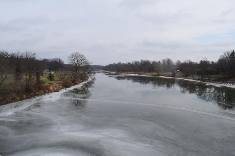 The Grand River is a primary source of water for Six Nations of the Grand River.