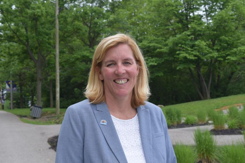 Euclid Mayor Kirsten Holzheimer Gail