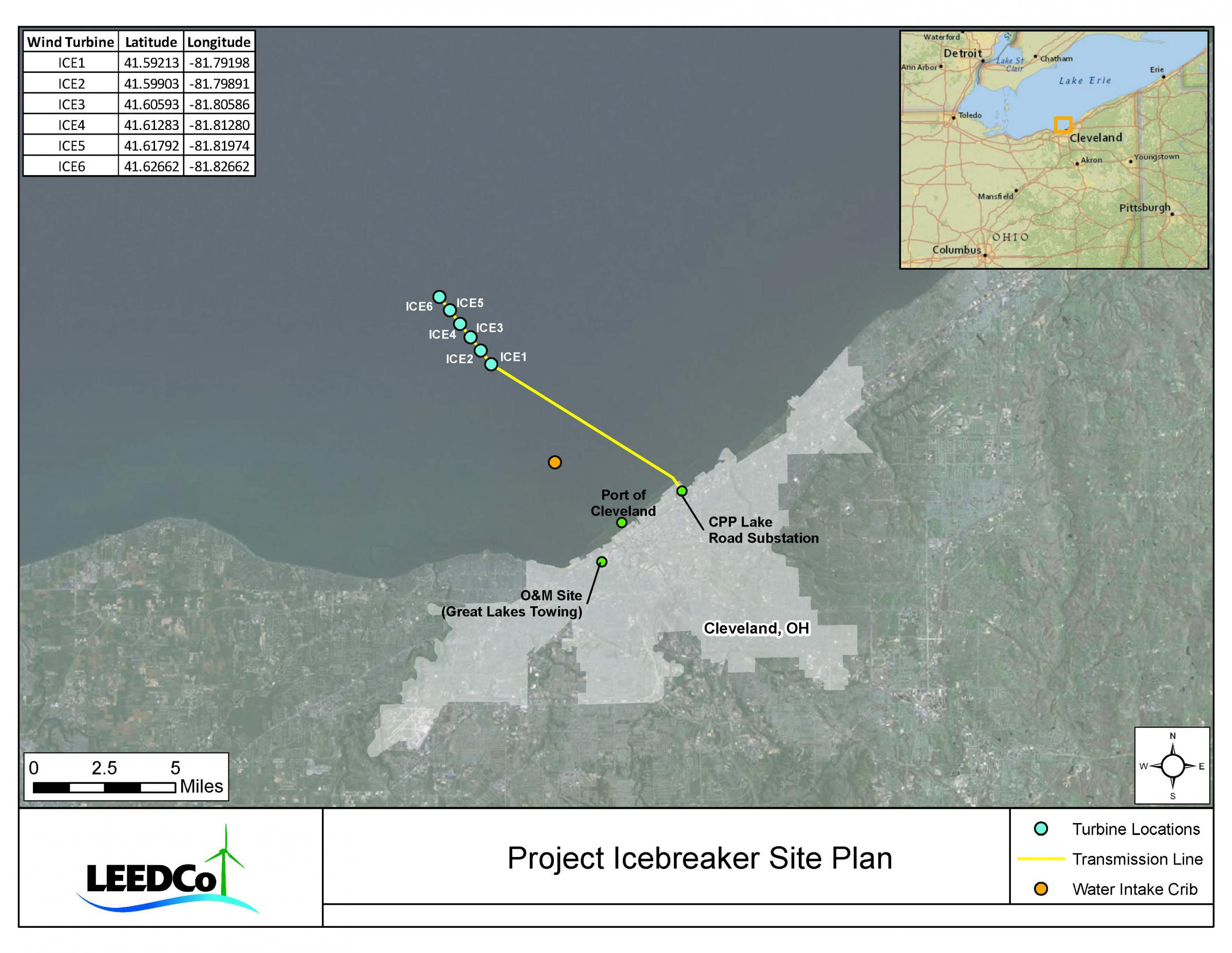 Lake Erie wind farm moving forward Great Lakes Today