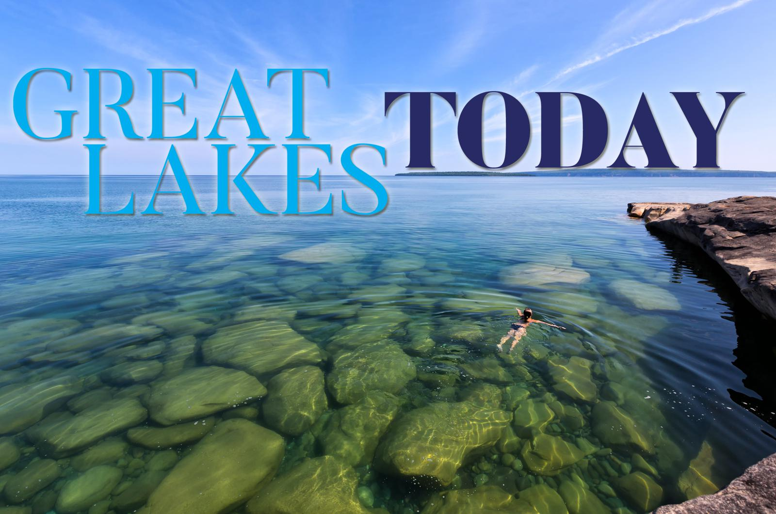 Great Lakes Today stories heard recently on NPR, PBS and ...