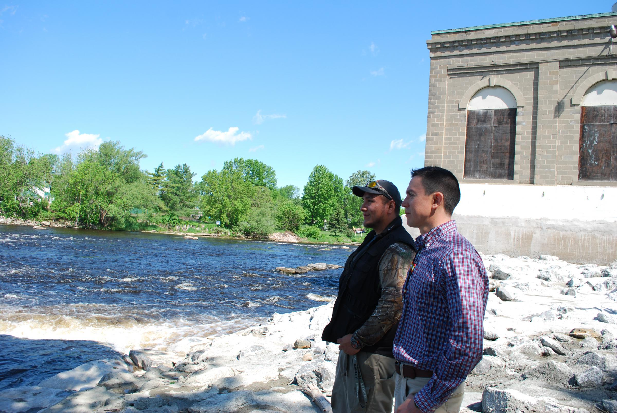Dam removal sparks cultural revival for mohawk tribe great lakes dam removal sparks cultural revival for mohawk tribe buycottarizona