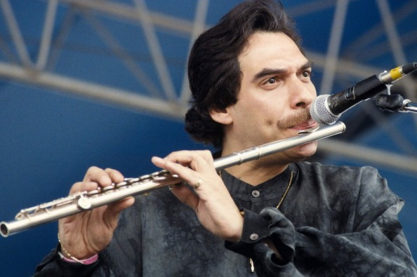 Dave Valentin, Virtuoso Flutist With A Foundation In Latin Jazz, Dies At 64  | WBGO