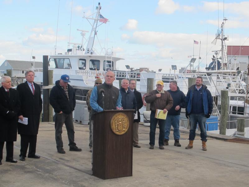 NJ officials and fishing advocates oppose the proposed limits.