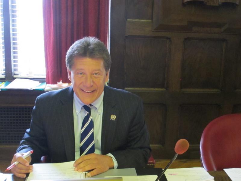 Assemblyman John McKeon