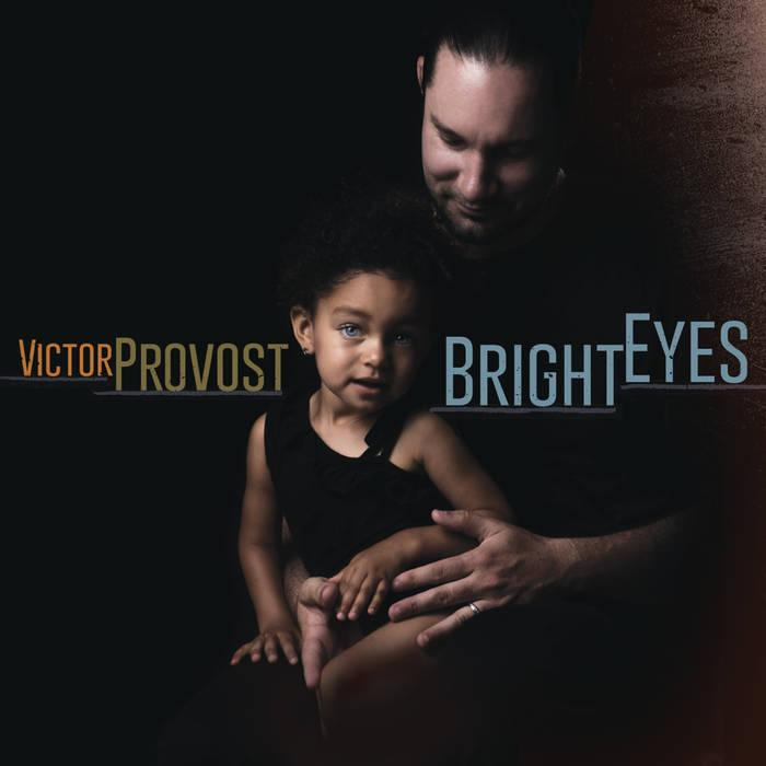 "cover art Victor Provost ""Bright Eyes"""