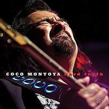 "Cover of Coco Montoya ""Hard Truth"" CD"