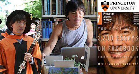 Jeff Nunokawa