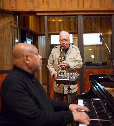 Lee Konitz with Kenny Barron