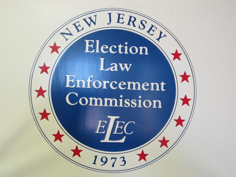 Election Law Enforcement Commission logo