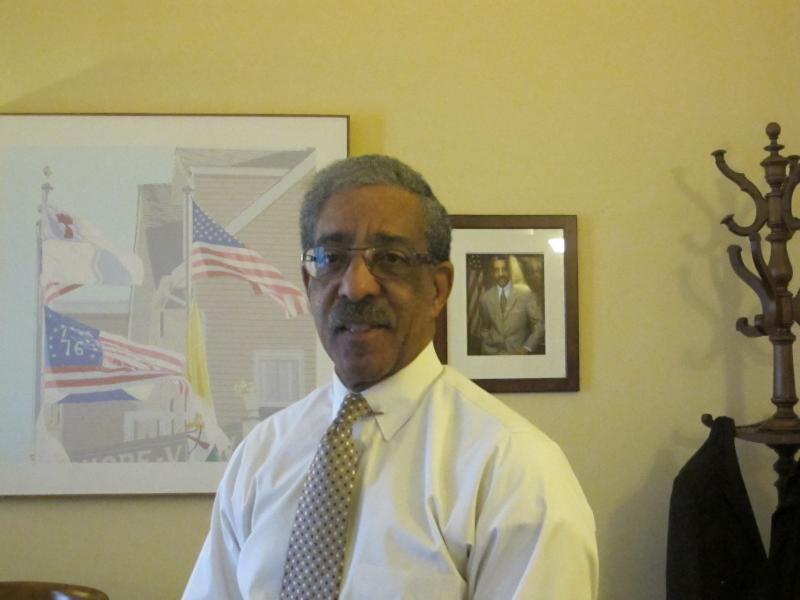 Senator Ron Rice