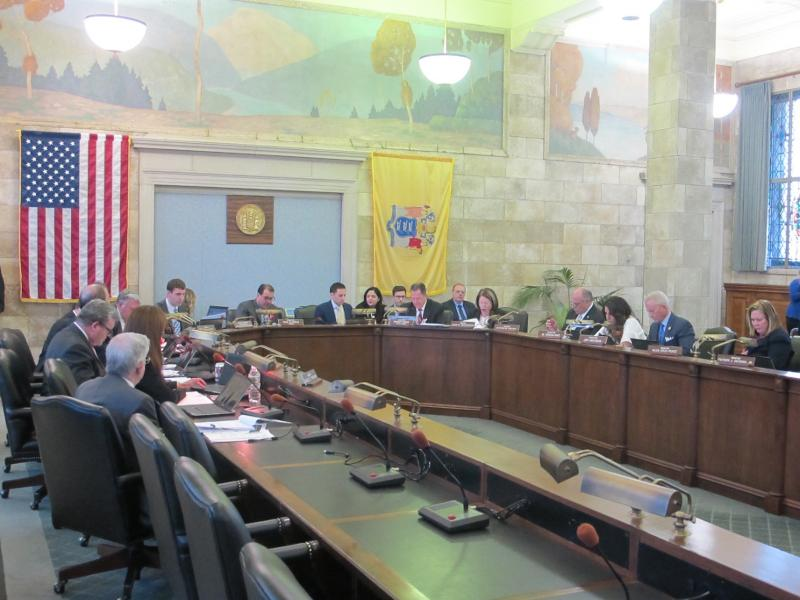 The Senate Budget Committee voted to advance the legislation.