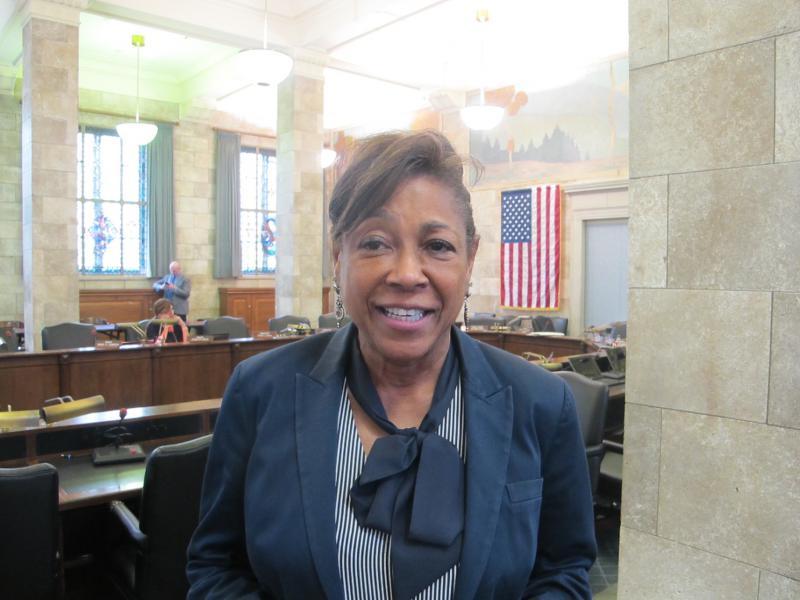 Senator Sandra Cunningham