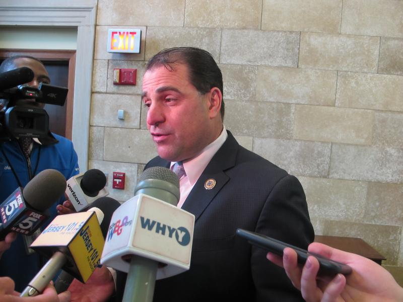 Senator Paul Sarlo