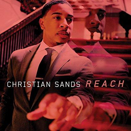 Christian Sands CD cover