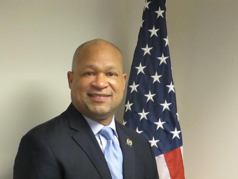 Assemblyman Benjie WImberly
