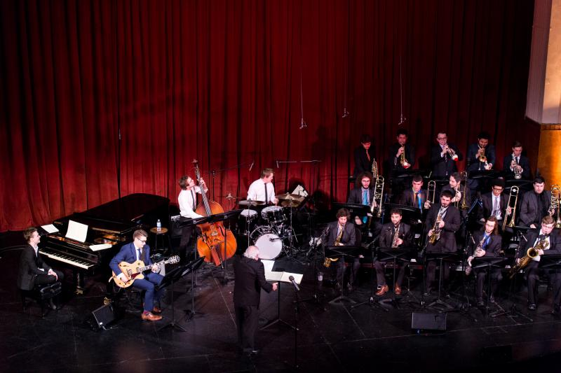 Manhattan School of Music Jazz Orchestra