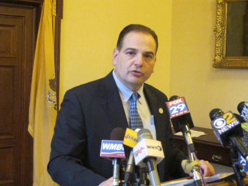 Senator Nick Scutari