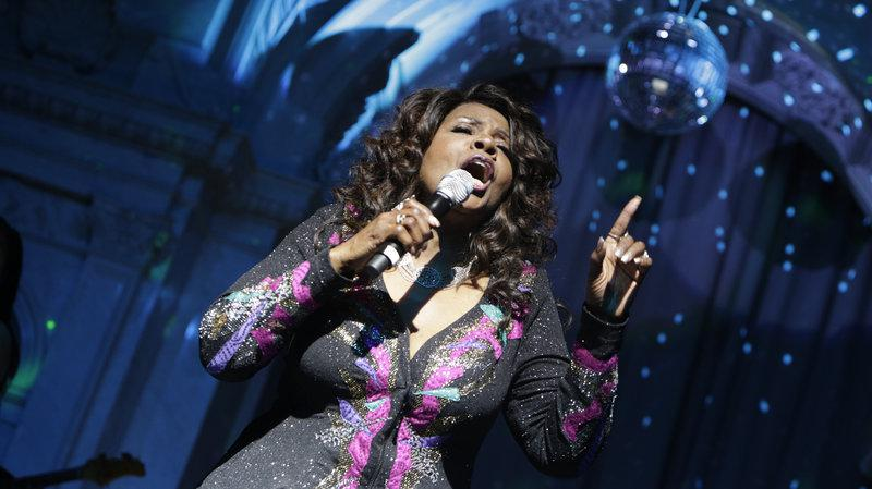 """Gloria Gaynor performed in the Great Hall of the Library of Congress for its """"Bilbiodiscotheque"""" retrospective on May 6, 2017."""