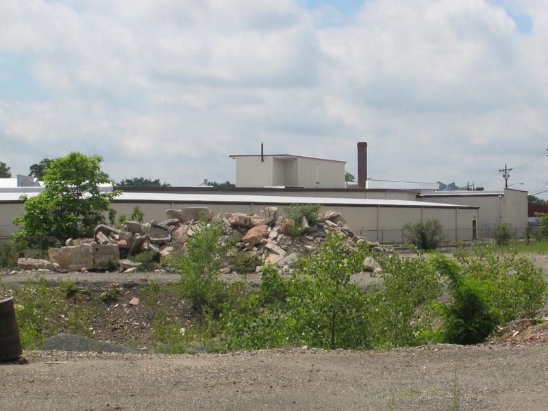 he former Federated Metals site on Enterprise Avenue in Trenton