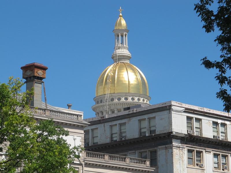 New Jersey Statehouse