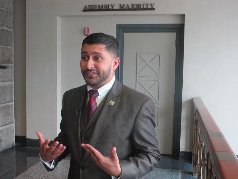 Assemblyman Raj Mukherji
