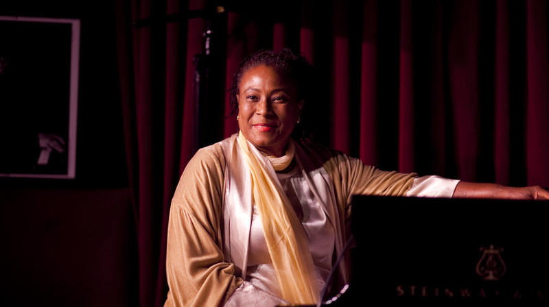 Geri Allen at the Village Vanguard in 2011