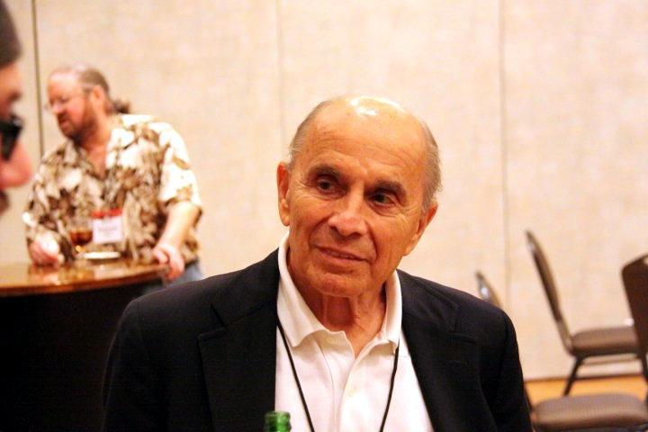 Veteran record label executive Joe Fields, at a recent JazzWeek Summit