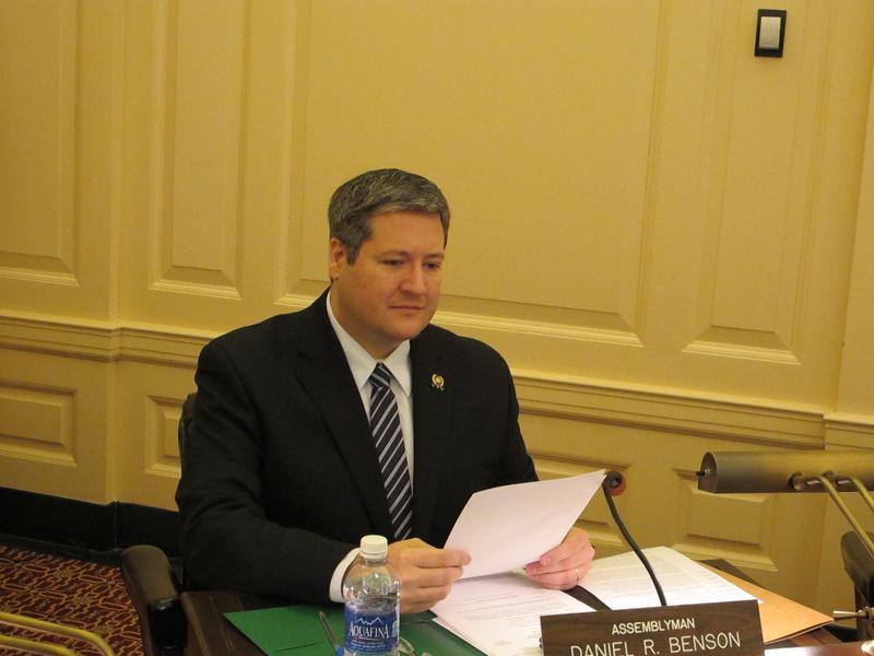 Assemblyman Dan Benson