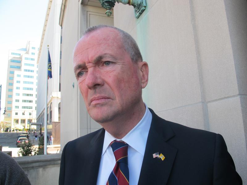 Democratic gubernatorial nominee Phil Murphy