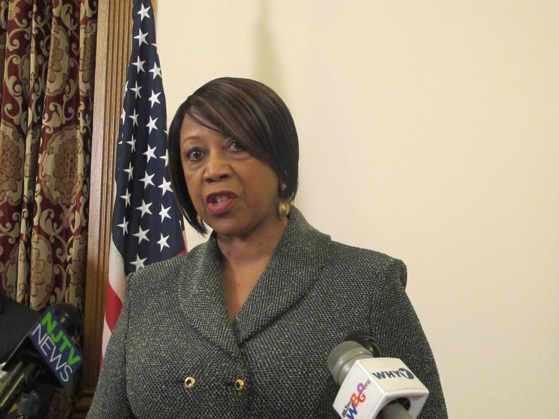 Assemblywoman Sheila Oliver