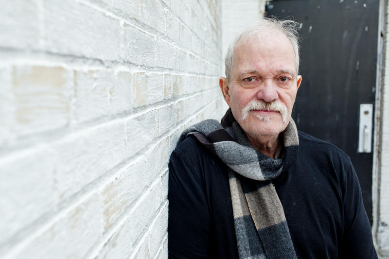 John Abercrombie at Avatar Studios NYC in 2013.