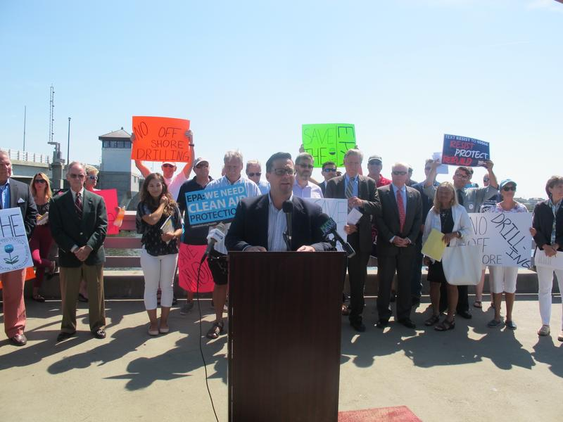 Environmental leaders and government officials oppose the budget cuts.
