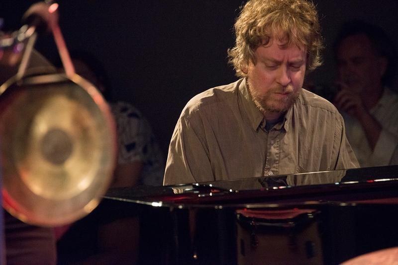 Matt Mitchell at bluewhale in Los Angeles on Sept. 17.
