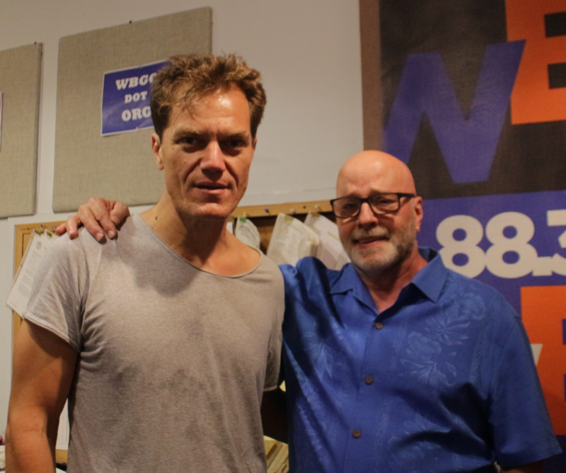 Michael Shannon and Gary Walker