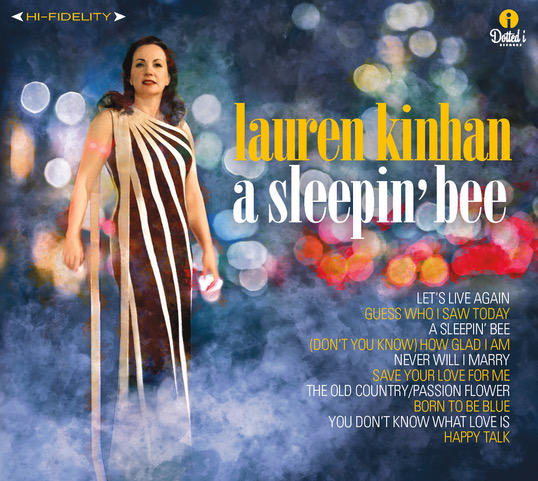 Lauren Kinhan CD cover