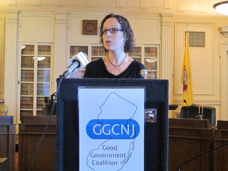 Yael Niv is one of the founders of the Good Government Coalition of New Jersey