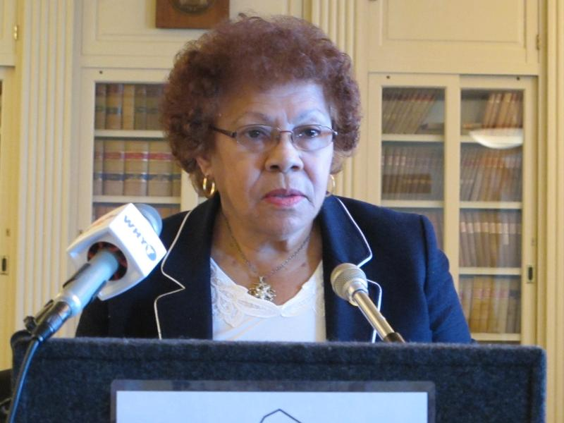 Senator Shirley Turner