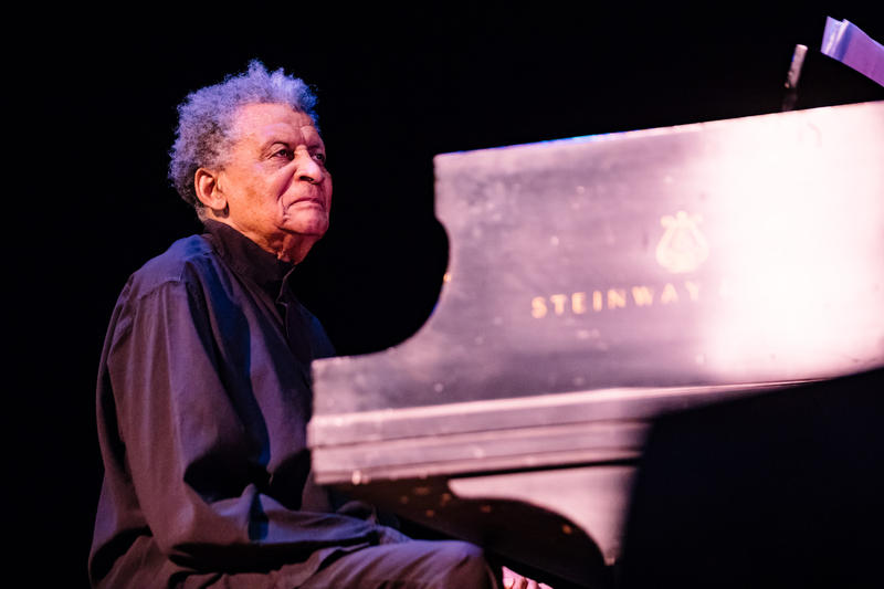 Abdullah Ibrahim at The Town Hall on South African Freedom Day 2017