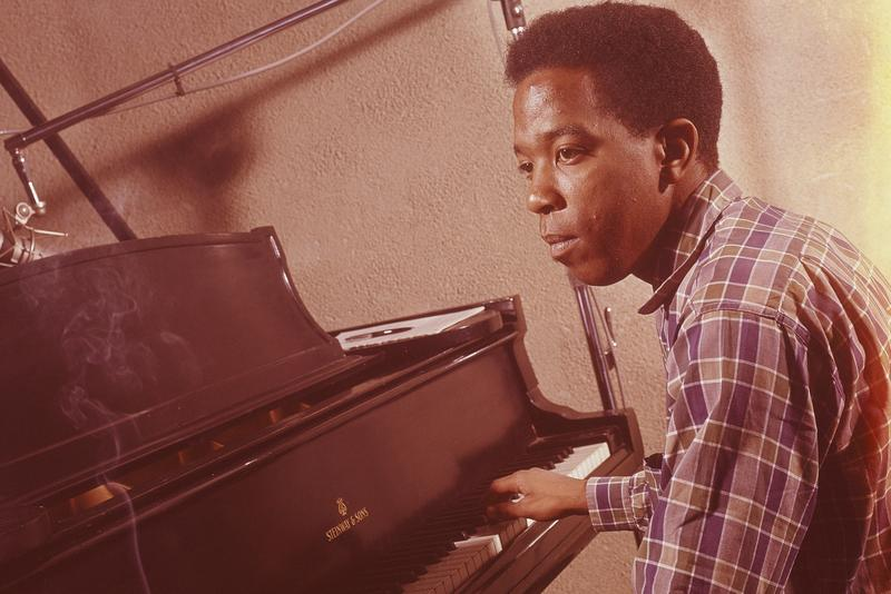 Sonny Clark at Bell Studios in New York City, Jan. 1960