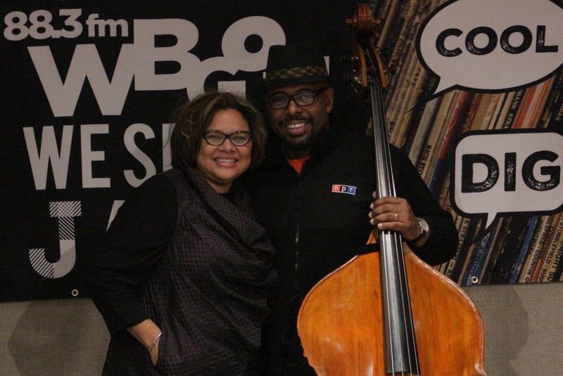 Melissa Walker and Christian McBride