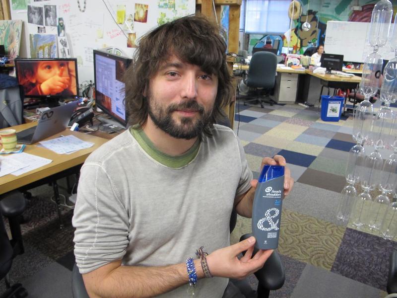 TerraCycle CEO Tom Szaky
