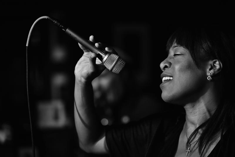 Deelee Dube, winner of the 2016 Sarah Vaughan International Jazz Vocal Competition
