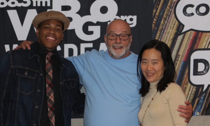 Isaiah Thompson, Gary Walker and Helen Sung on Morning Jazz