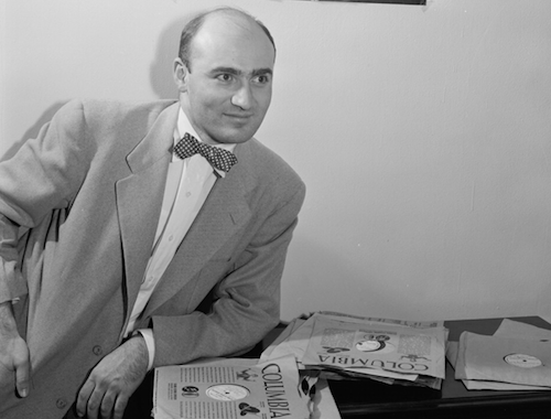 Promotional photograph of George Avakian, between 1938 and 1948