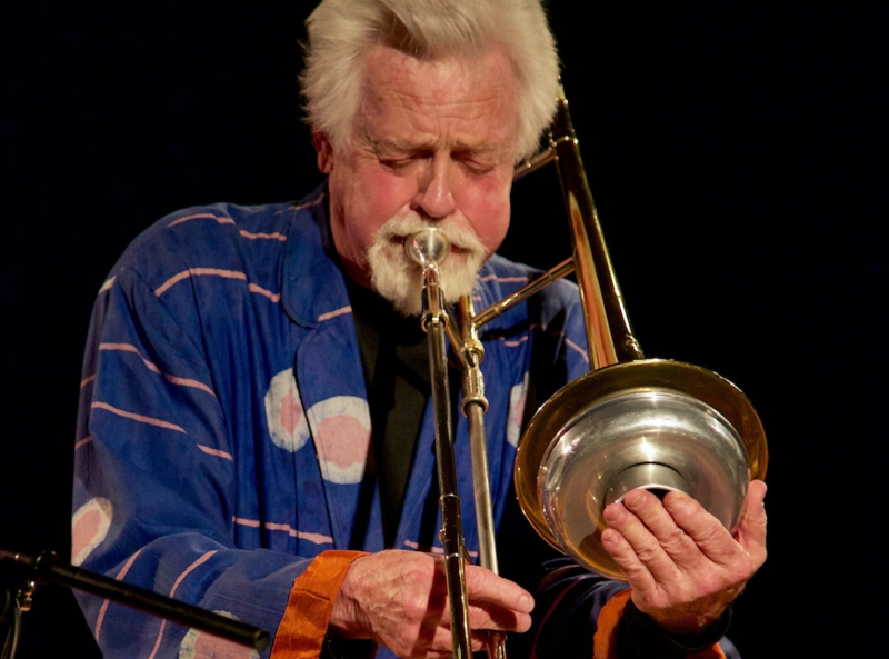 Roswell Rudd at The Falcon in 2016
